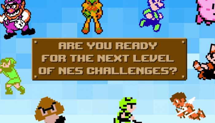 Camp Miiverse: Second Challenge, NES Remix 2