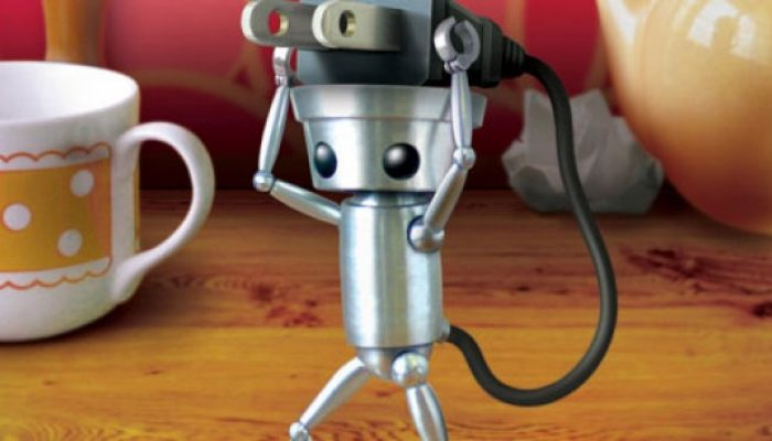 NoE: 'On Nintendo eShop now: Chibi-Robo! Let's Go, Photo!'