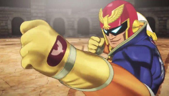 Super Smash Bros. – Japanese 剣と魔法と炎の紋章 Trailer