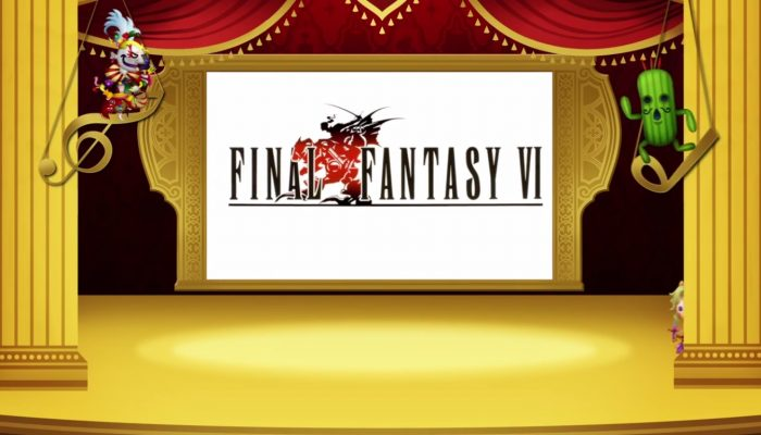 Theatrhythm Final Fantasy Curtain Call – Legacy of Music: Final Fantasy IV-VI Trailer