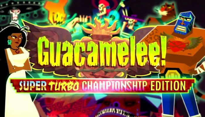 Guacamelee! Super Turbo Championship Edition – Launch Trailer