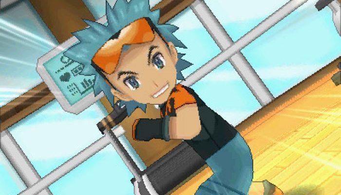 Pokémon ORAS – Gym Leaders, Fighting-type Brawly Art and Screenshots