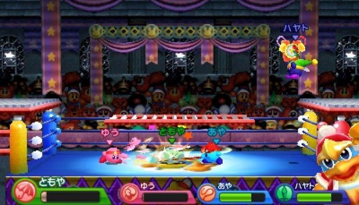 NoE: 'Kirby: Triple Deluxe unlockable games!'
