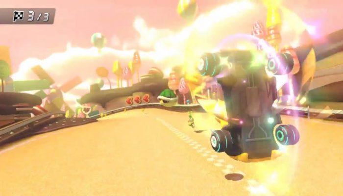 ♪ Credits (Mario Kart 8)