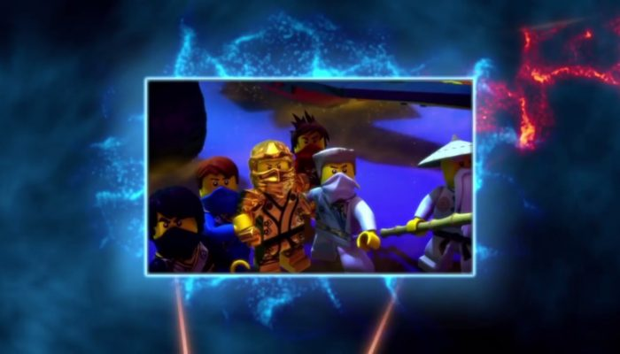 LEGO Ninjago: Nindroids – Launch Trailer