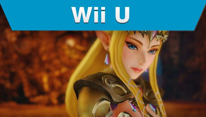 Hyrule Warriors – Link, Impa and Zelda English Trailers