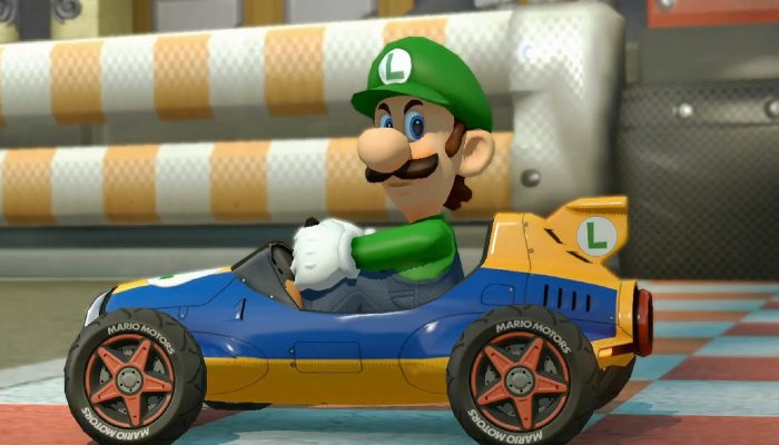 "Mario Kart 8 – Japanese ""Body"" Commercial Featuring the Luigi Death Stare"