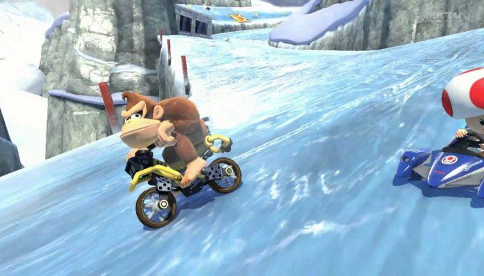 Nintendo France : 'Tentez de gagner Super Smash Bros. for Wii U avec le concours Mario Kart 8'