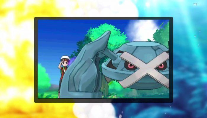 Pokémon ORAS – Mega Metagross joins the fight! Trailer