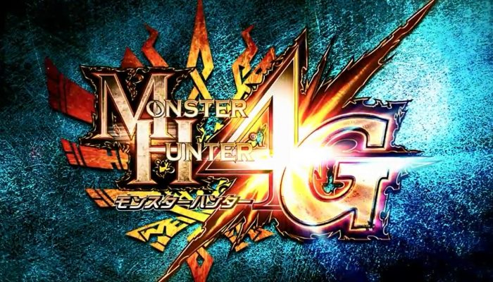 NoE: 'Nintendo to distribute Monster Hunter 4 Ultimate for Nintendo 3DS and 2DS in Europe'