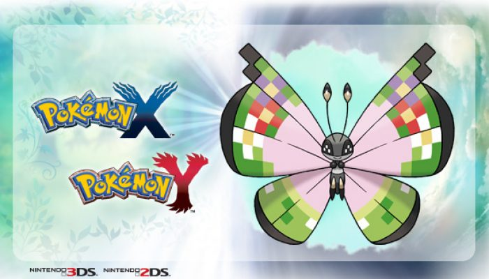Pokémon: 'A Vivillon of a Different Pattern!'
