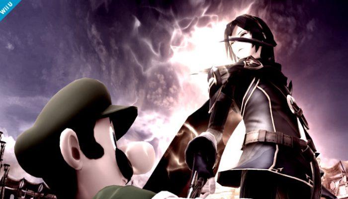 Super Smash Bros. – Lucina Reveal Screenshots