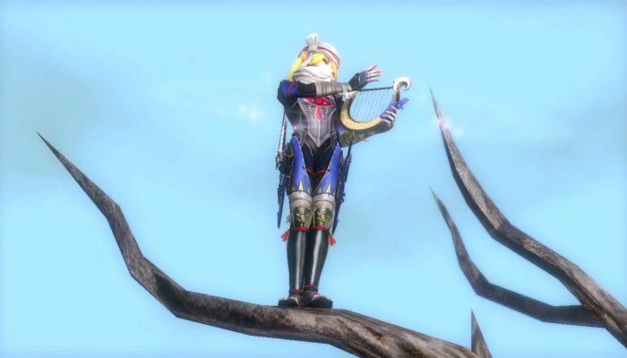 Hyrule Warriors – Japanese Sheik Trailer