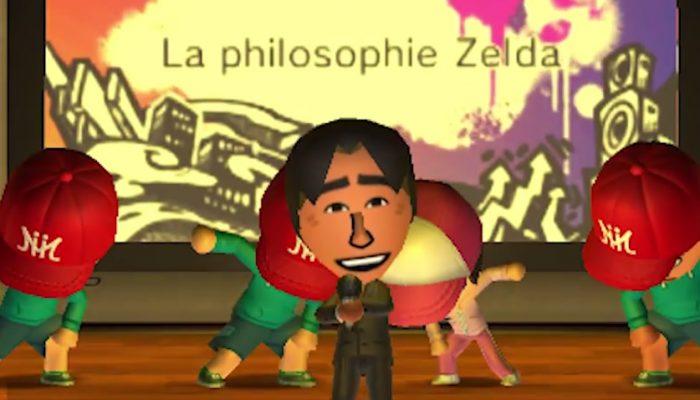 "Tomodachi Life – ""La philosophie Zelda"""