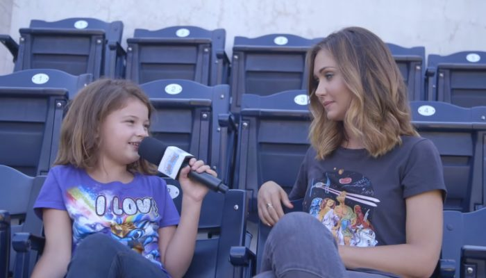 Skylanders Trap Team – Comic-Con Kid Reporter Episode 2 with I-Wei Huang and Jessica Chobot