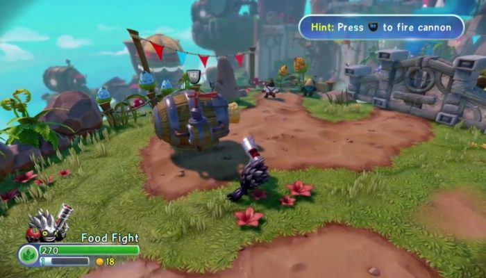 Skylanders Trap Team – Soda Springs Level Playthrough
