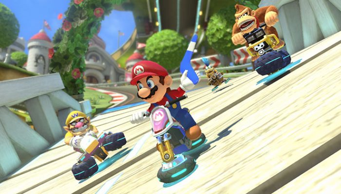 NoA: 'Mario Kart TV challenges on Twitter'
