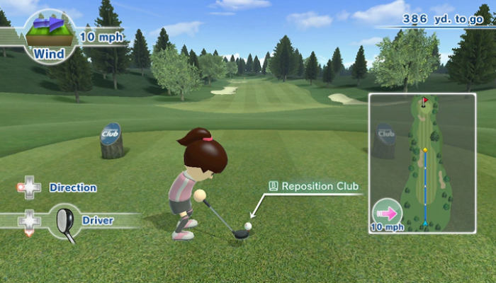 NoA: 'Five Sports, One Package: Wii Sports Club Launches In Stores On July 25'