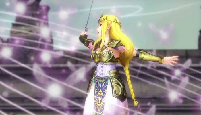 Hyrule Warriors – Japanese Zelda Wind Waker Trailer