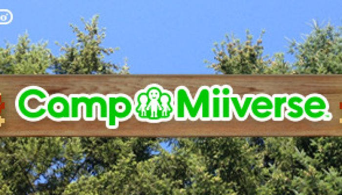 "Tom from Nintendo announces ""Camp Miiverse"""
