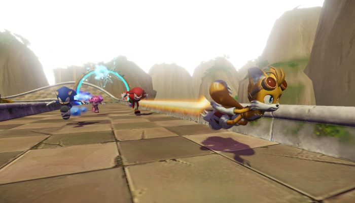 Sonic Boom – 4Gamer Preview Screenshots