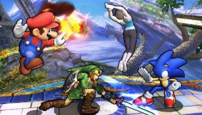 Super Smash Bros. – Smash Run and Customization Screenshots