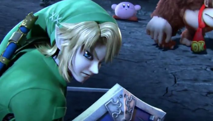 Super Smash Bros. for Nintendo 3DS – First Japanese Commercial