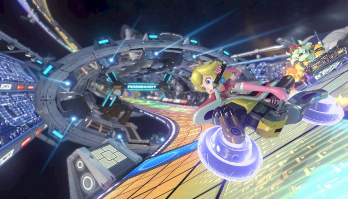 NoA: 'Million-Mile Markers: Mario Kart 8 Crosses 1 Million, Nintendo 3DS Software Hits 40 Million'
