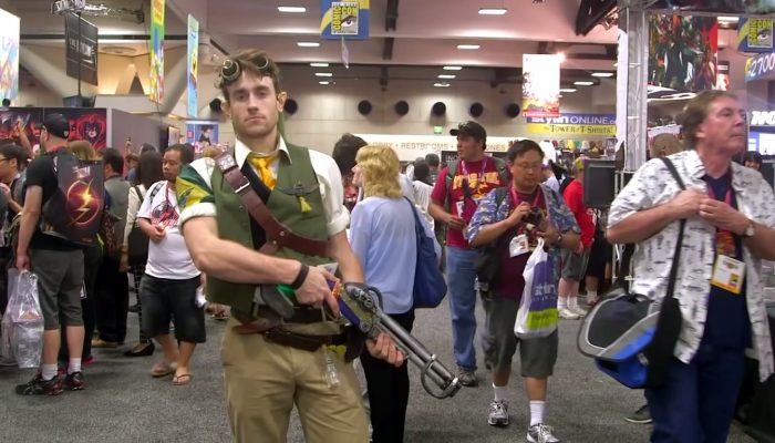 Nintendo @ San Diego Comic-Con – The Cosplayers