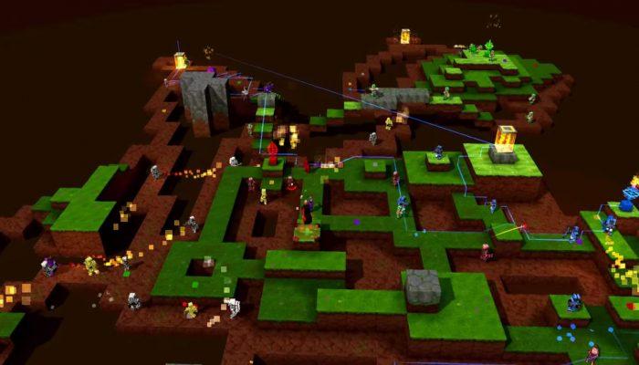 Cubemen 2 – Wii U Trailer