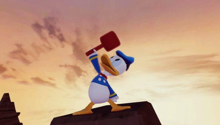 Disney Infinity 2.0 – Donald Duck: The Ultimate Toy Box Hero Trailer