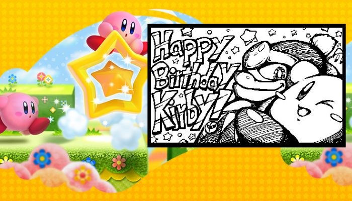 NoA: 'Happy Birthday, Kirby!'