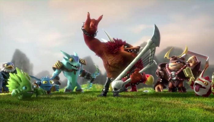 Skylanders Trap Team – Overview Trailer