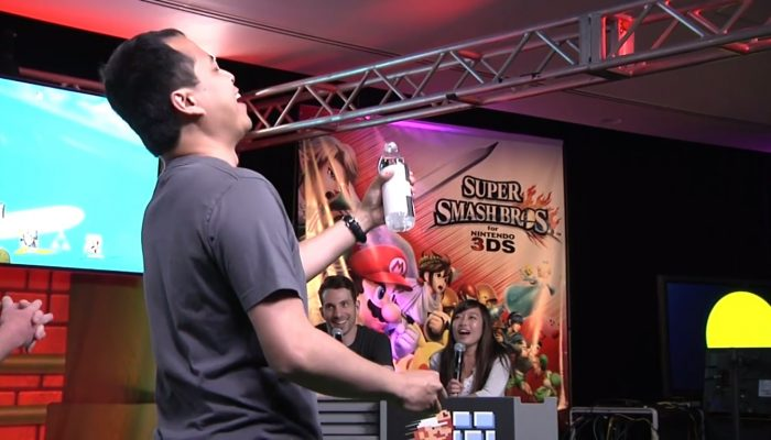Nintendo Challenge: Live at SDCC – Super Smash Bros. for Wii U – 3-on-1 with Bill Round 2