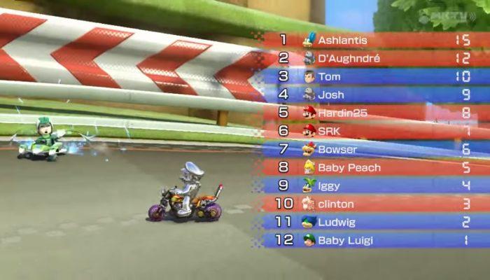 Mario Kart 8 – Nintendo Tom Races in Camp Miiverse