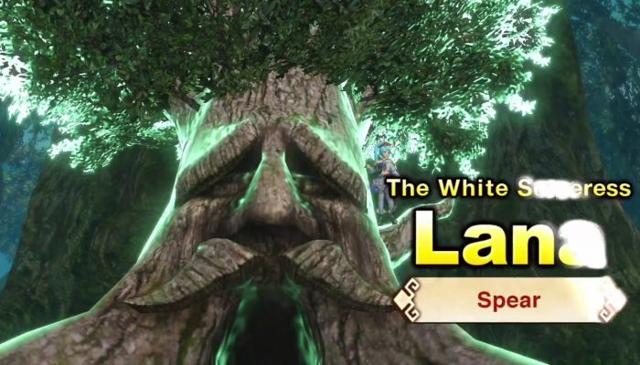 Hyrule Warriors – English Trailer with Lana and a Spear