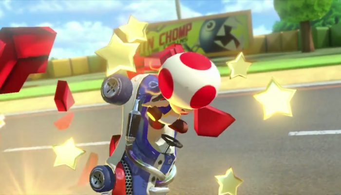 Mario Kart 8 – From the Pit, Episode 2: Customizing Your Kart & New Characters