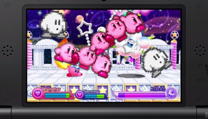 Kirby Fighters Deluxe – Nintendo eShop Trailer