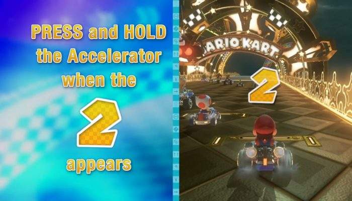 Mario Kart 8 – From the Pit, Episode 3: Go for the Boost