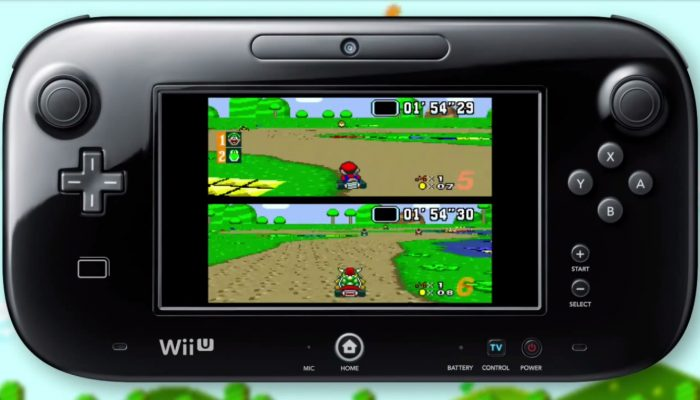 Super Mario Kart – Virtual Console Trailer