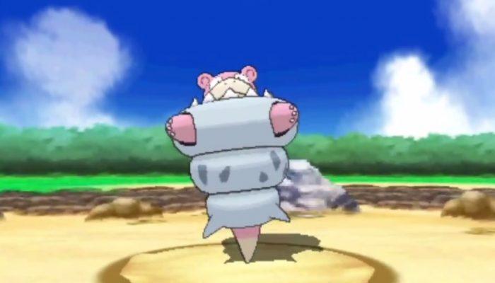 Pokémon ORAS – Mega Slowbro Revealed Trailer