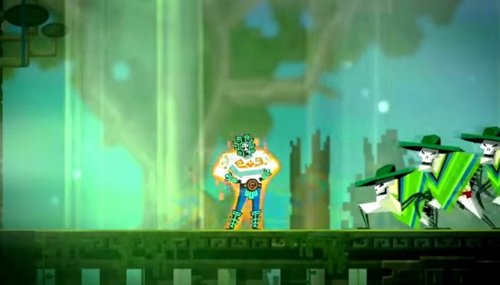 Guacamelee! Super Turbo Championship Edition – Accolades Trailer