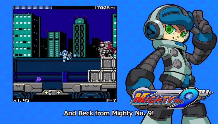 Mighty Gunvolt – Campaign Trailer