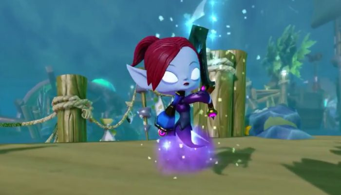 Skylanders Trap Team – Meet the Mini Skylanders: Mini Jini