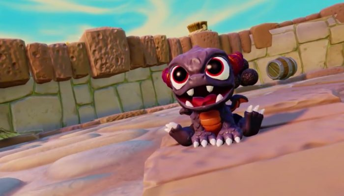 Skylanders Trap Team – Meet the Mini Skylanders: Spry