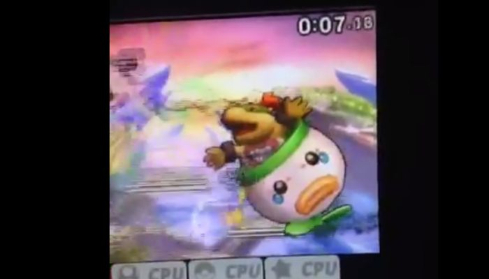Super Smash Bros. – Bowser Jr., Ganondorf and Shulk Leaked