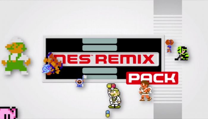 NES Remix Pack – First Trailer