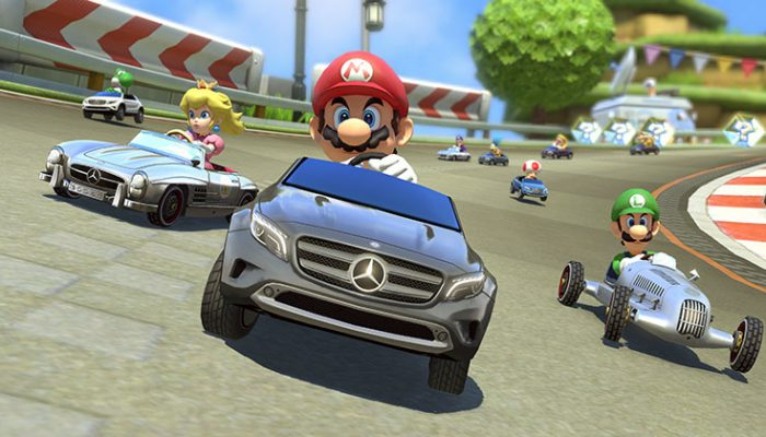 NoA: 'Three new cars and updates to Mario Kart 8'