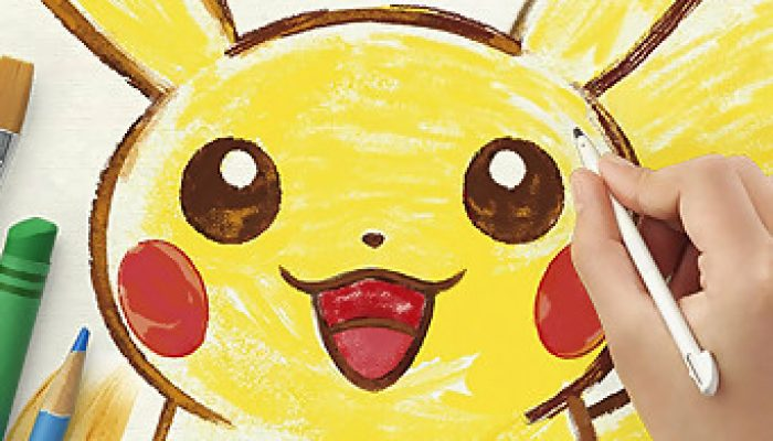 NoA: 'Pokémon Art Academy Launches For Nintendo 3DS On Oct. 24'
