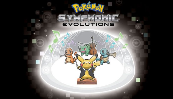 Pokémon: 'Second Show Added for Pokémon: Symphonic Evolutions!'